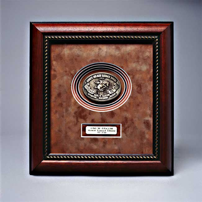 75th Year Rodeo Buckle